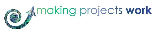 making projects work logo